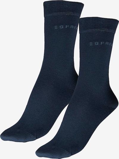 ESPRIT 2er Packung Socken in dunkelblau, Produktansicht