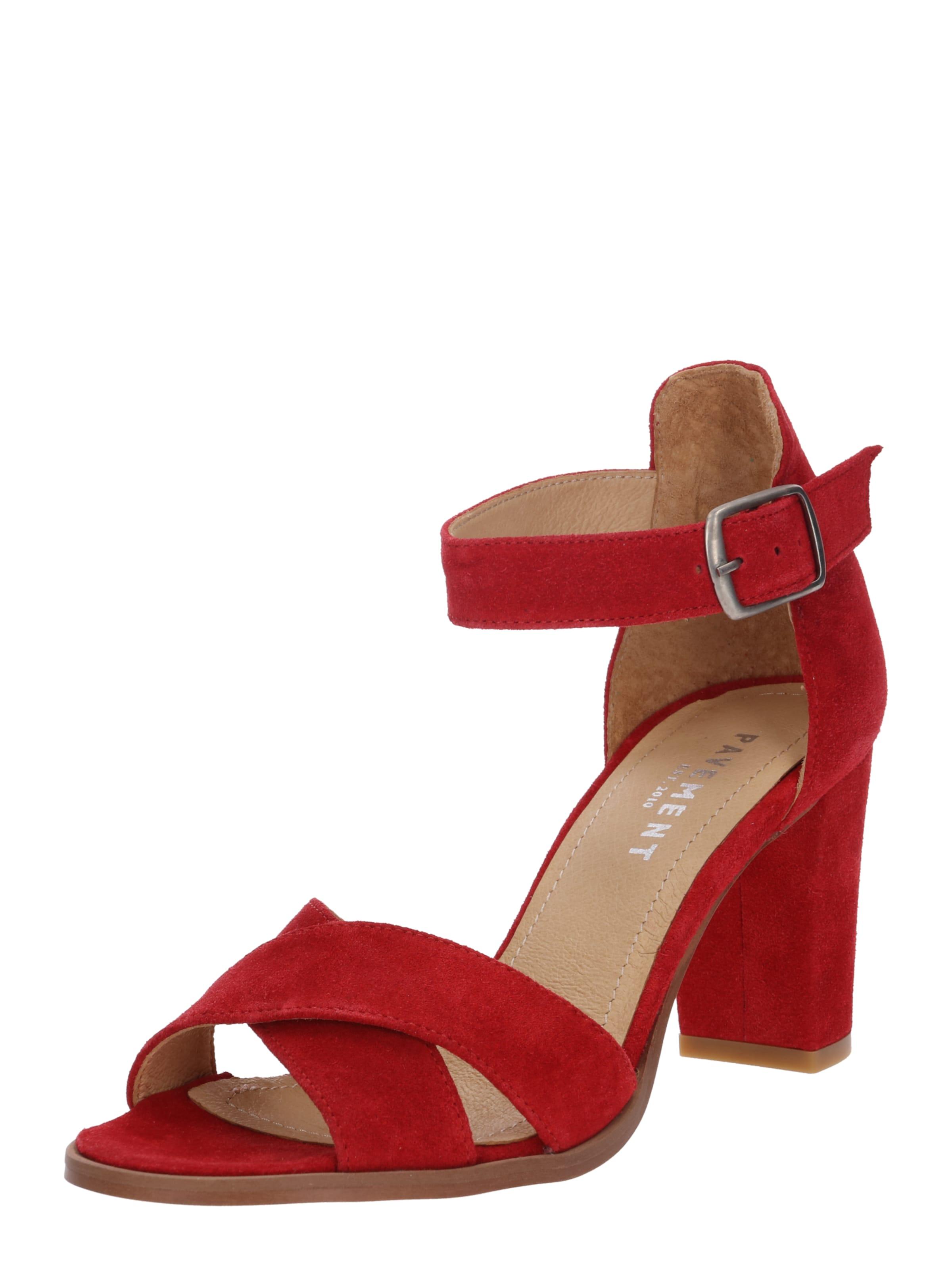Lanières 'silke' Rouge À En Pavement Sandales BrdWQCxoe