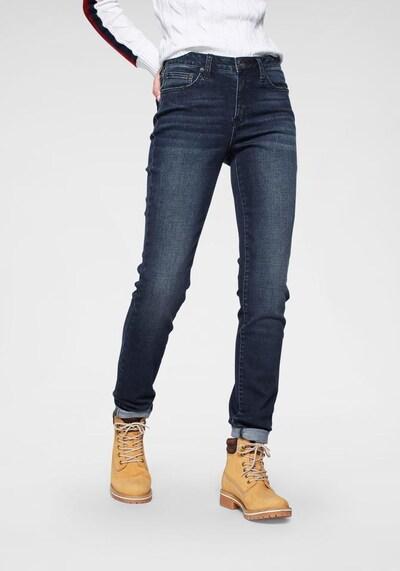 HIS JEANS Jeans in blue denim, Modelansicht