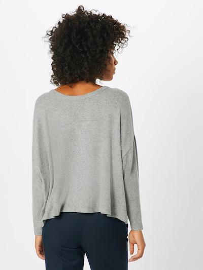 AMERICAN VINTAGE Sweatshirt 'VETINGTON' in grau: Rückansicht