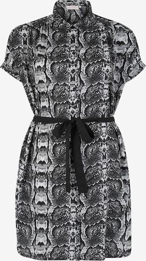 Rochie tip bluză ONLY Carmakoma pe culori mixte / negru, Vizualizare produs