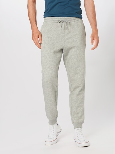 CONVERSE Hose in graumeliert / schwarz, Modelansicht