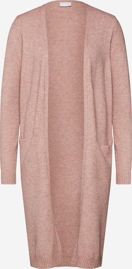VILA Strickcardigan 'Ril' in rosé: Frontalansicht
