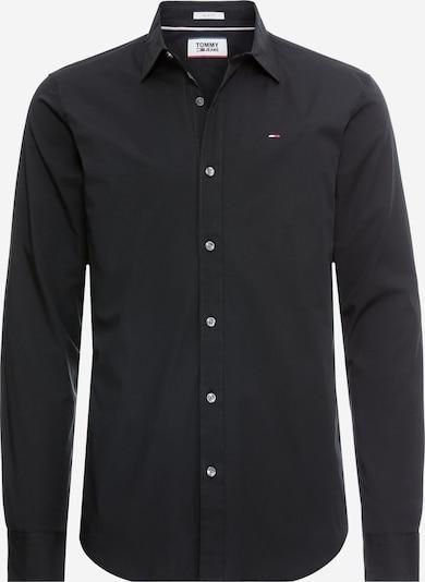 Tommy Jeans Hemd 'JM' in schwarz, Produktansicht