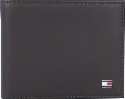 TOMMY HILFIGER Portemonnaie 'Eton' in dunkelbraun, Produktansicht