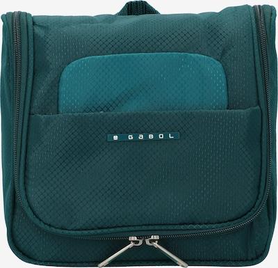 Gabol Toilettas 'Cloud' in de kleur Turquoise / Petrol, Productweergave