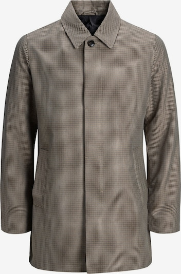 JACK & JONES Mantel in beige / brokat, Produktansicht
