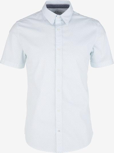 s.Oliver Stretchhemd in weiß, Produktansicht