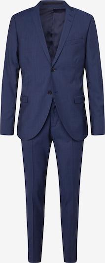Costum 'S.Jules' Tiger of Sweden pe albastru, Vizualizare produs