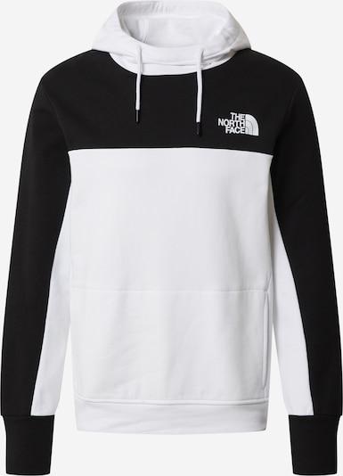 THE NORTH FACE Sportovní mikina 'M HMLYN HOODIE - EU' - černá / bílá, Produkt