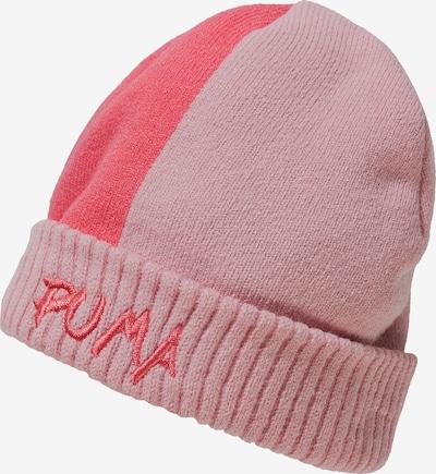 PUMA Beanie 'Mini Cats' in pink / rosa, Produktansicht