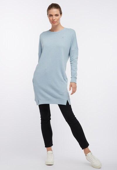 DREIMASTER Kleid in blau, Produktansicht
