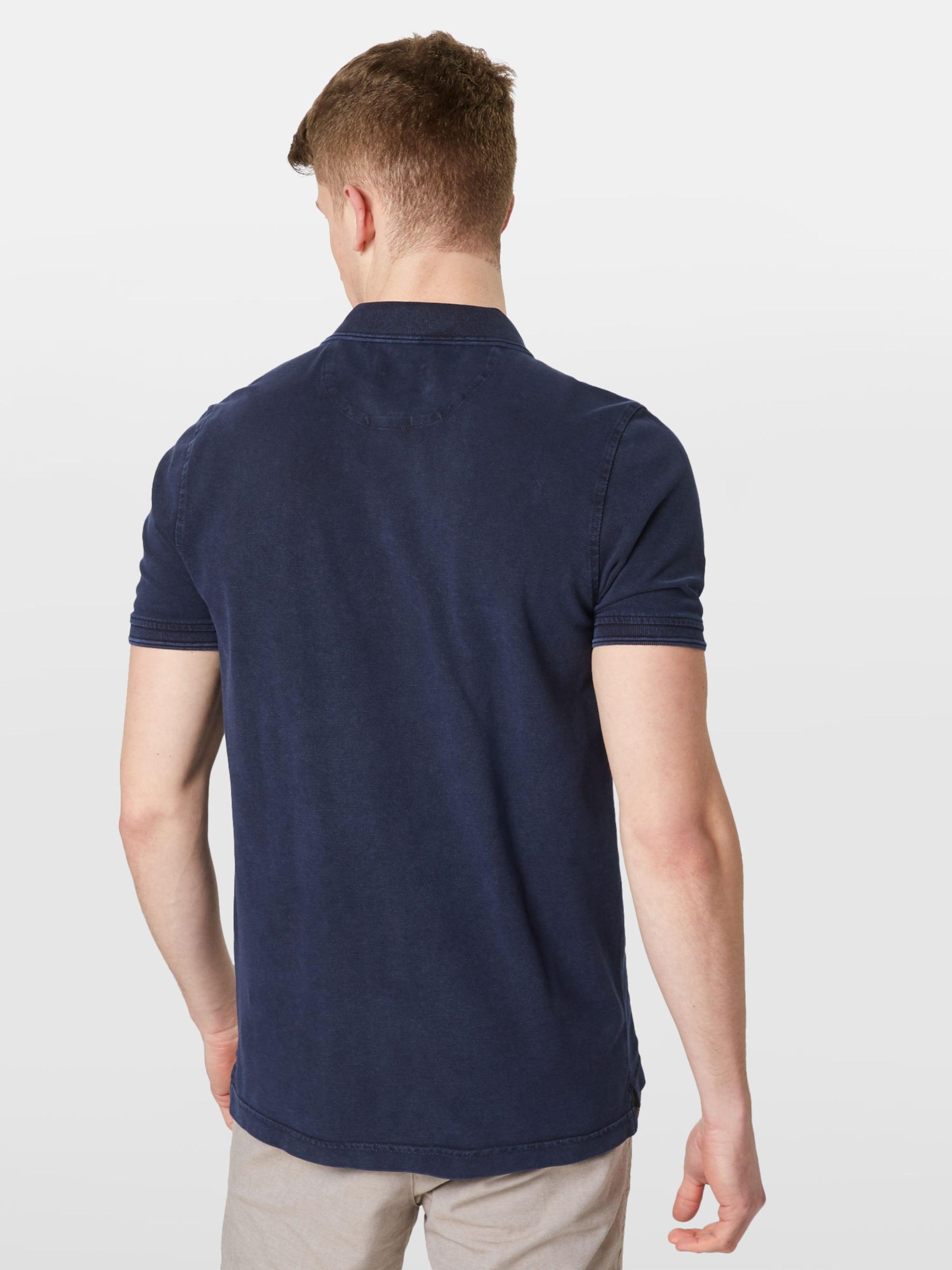 shirt T Marine Active En Camel 5KJ1FcuTl3