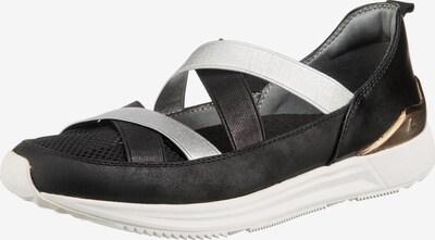 LUHTA Ballerinas 'Ilostuva Ms' in schwarz / weiß, Produktansicht