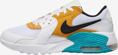 Nike Sportswear Sneaker 'Air Max Excee' in türkis / gelb / schwarz / weiß, Produktansicht