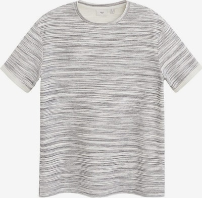 MANGO MAN Koszulka w kolorze jasnoszarym, Podgląd produktu
