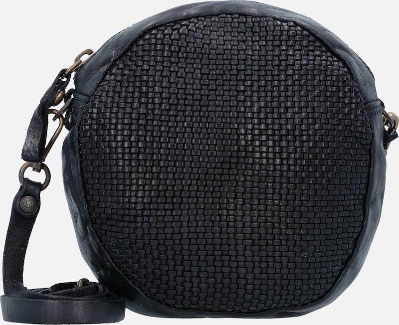 Campomaggi Prestige Edera Mini Bag Umhängetasche Leder 18 cm
