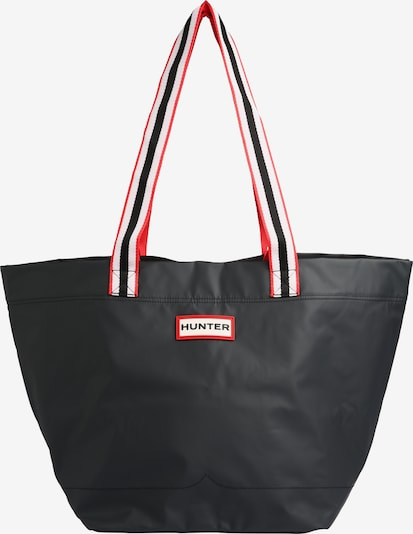 HUNTER Shopper 'ORIGINAL LIGHTWEIGHT RUBBERISED TOTE' - čierna, Produkt