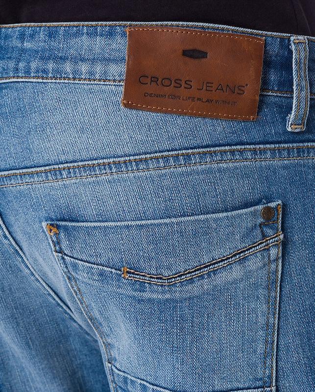 En Cross Denim Jeans Bleu Jean 'johnny' uZPkXiTwO