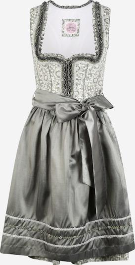 MARJO Kleid 'Milana' in beige / jade / hellgrün / pastellpink / weiß, Produktansicht