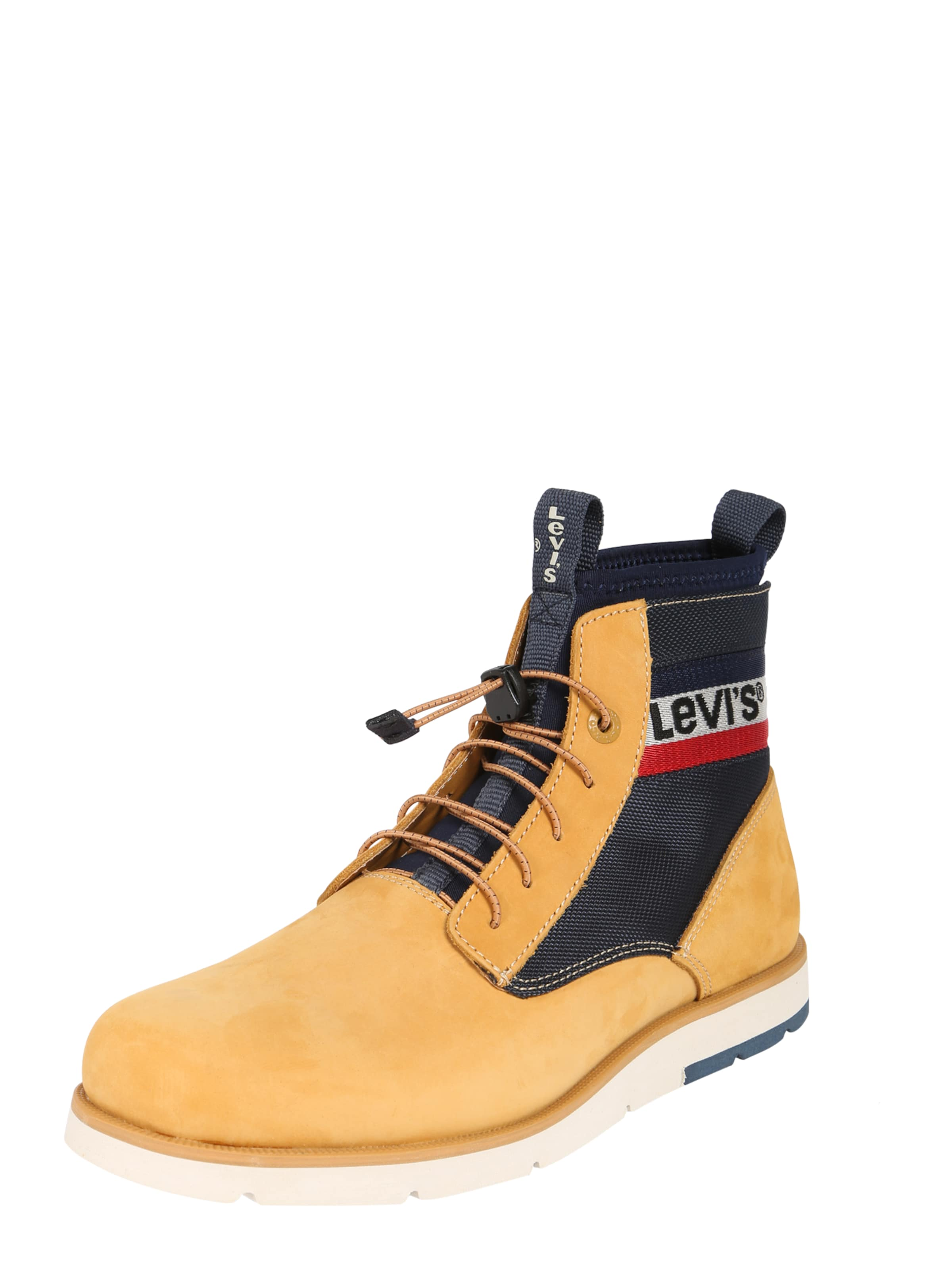 Stiefel Levi's Sportswear' 'jax HellbeigeSchwarz In Lite OZTPXukwi