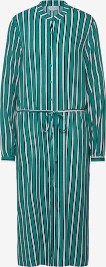 VILA Kleid 'Linetta' in navy / grün / weiß, Produktansicht