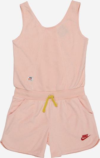 Nike Sportswear Jumpsuit 'HERITAGE' in koralle, Produktansicht