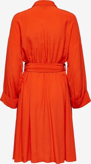 SELECTED FEMME Minikleid in orangerot, Produktansicht