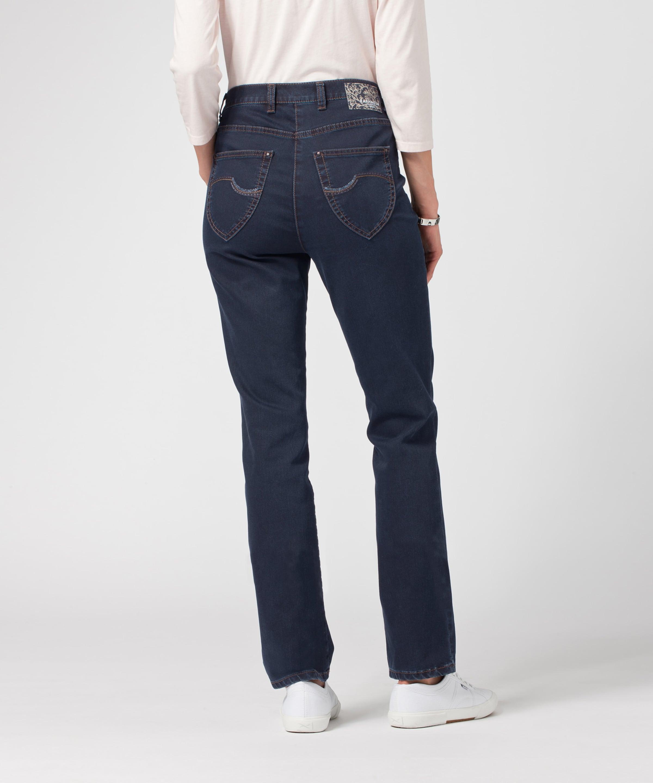 Fay' In 'ina Blue Denim Brax Jeans 9EH2YDeWIb
