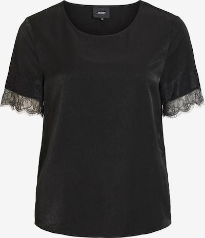 OBJECT Blusenshirt 'Jeileen' in schwarz, Produktansicht