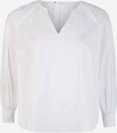 Tommy Hilfiger Curve Bluse 'LACIE' in weiß, Produktansicht