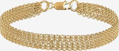 ELLI Armband, Basic Ketten, 5-lagig in gold, Produktansicht