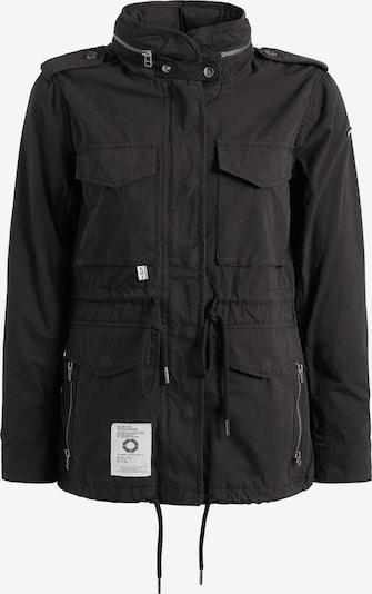 khujo Jacke 'Paola' in schwarz, Produktansicht