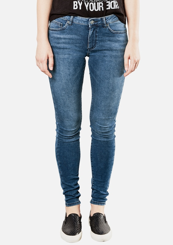 Q/s Designed By Sadie Superskinny: Softe Stretch-jeans