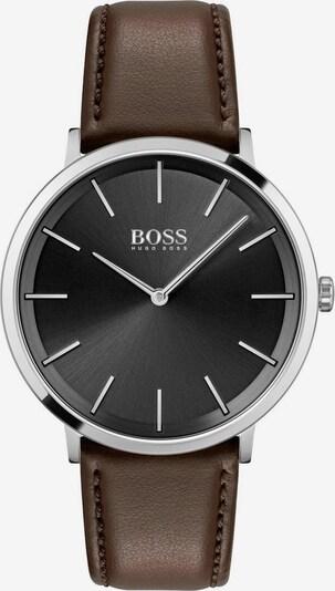 BOSS Analog watch 'SKYLINER' in brown / black / silver, Item view