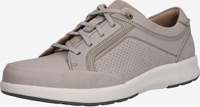 CLARKS Sneaker in hellgrau, Produktansicht