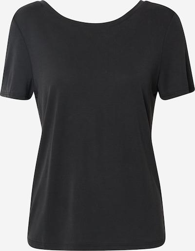 ONLY T-Krekls 'ONLFREE' pieejami melns, Preces skats
