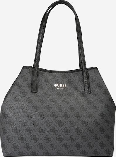 GUESS Shopper 'Vikky' in basaltgrau / graumeliert, Produktansicht
