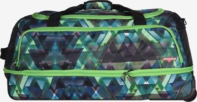 Hardware Reisetasche in mischfarben, Produktansicht