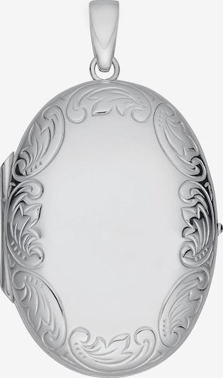 Quinn Medaillon in silber, Produktansicht