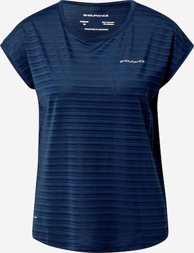 ENDURANCE T-shirt fonctionnel 'Limko' en bleu foncé / noir, Vue avec produit