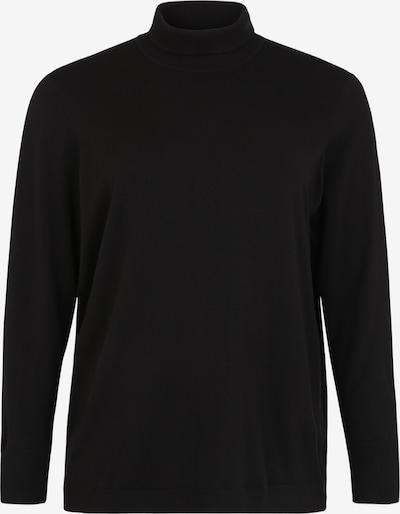 Zizzi Pullover in schwarz, Produktansicht