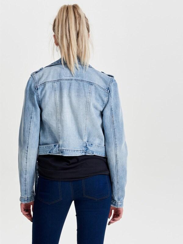 ONLY Kurze Jeansjacke Molly