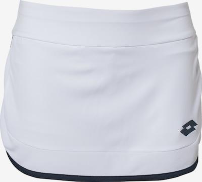 LOTTO Tennisrock in weiß, Produktansicht