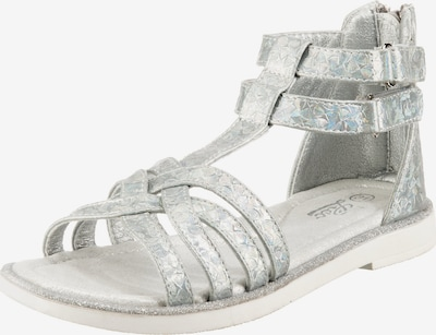 LICO Sandali | srebrna barva, Prikaz izdelka