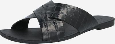 Saboți 'Tia' VAGABOND SHOEMAKERS pe negru, Vizualizare produs