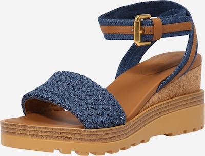 See by Chloé Páskové sandály - modrá / hnědá, Produkt