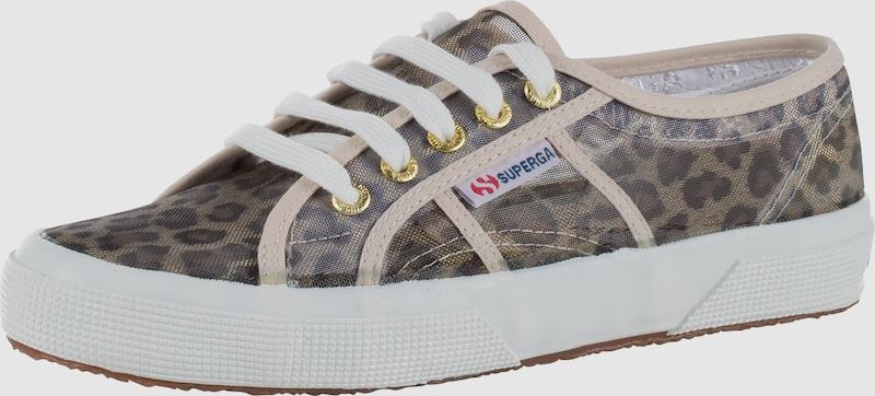 SUPERGA Sneaker mit Leomuster 2750 Hohe Qualität