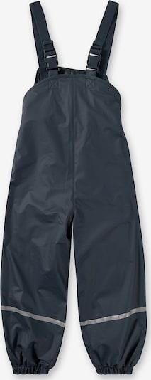 PLAYSHOES Regenhose in nachtblau: Frontalansicht