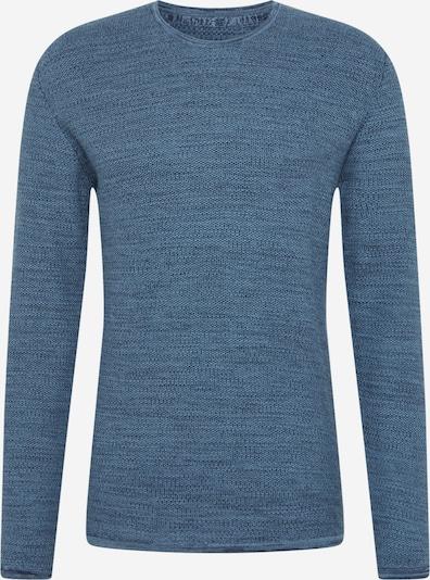 minimum Sweter 'Reiswood' w kolorze nakrapiany niebieskim: Widok z przodu